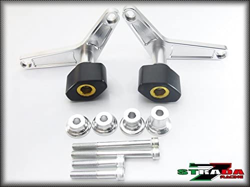 Strada 7 Frame Sliders for Our shop OFFers the Beauty products best service Triumph - Gold 2006-2012 675 Daytona
