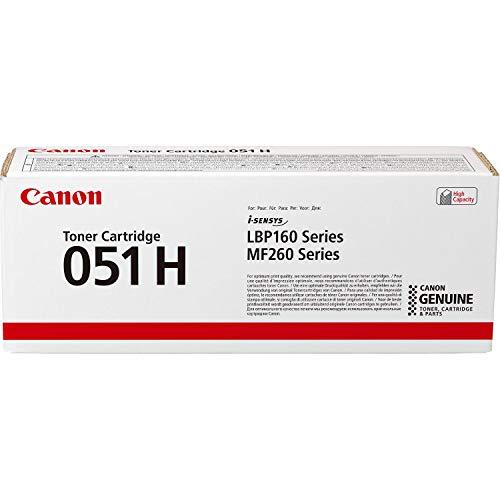 Canon 2169C002 passend für LBP162DW Toner Schwarz 051H 4000 Seiten 650Gr