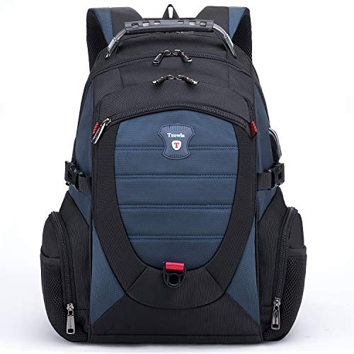 Travel Laptop Backpack with Anti-Theft Feature