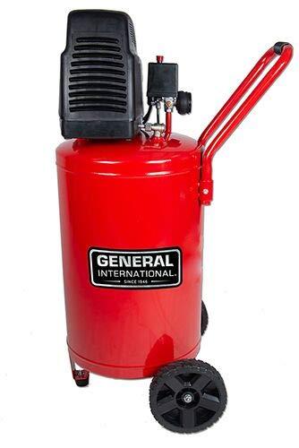 1.5HP 20 Gallon portable Vertical Oil Free electric air compressor - 120V