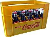 24 x Coca-Mezzo Mix 0.2L Original botella de vidrio en caja