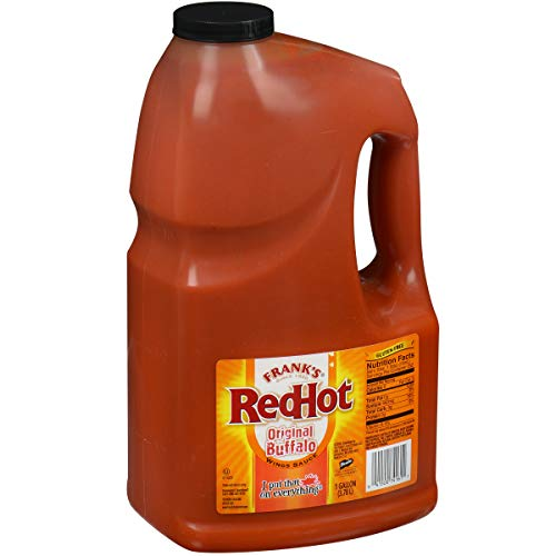 Frank's Red Hot - Original Buffalo Wings Sauce - 3.78L