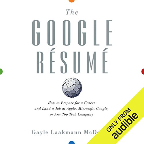 The Google Resume Titelbild