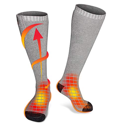 12 fan hand sock - 3
