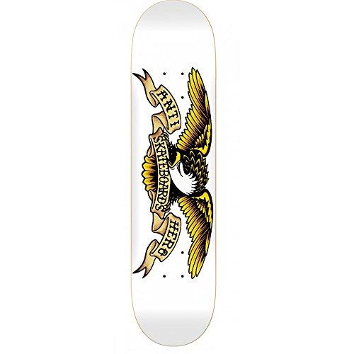 Antihero Classic Eagle XXL Deck White Width:8.75