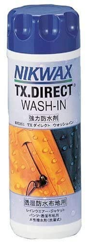 NIKWAX/ニクワックス TX.DIRECT WASH IN ダイレクト ウォッシュイン 強力撥水剤 防水 スノーボードウェア ウエア