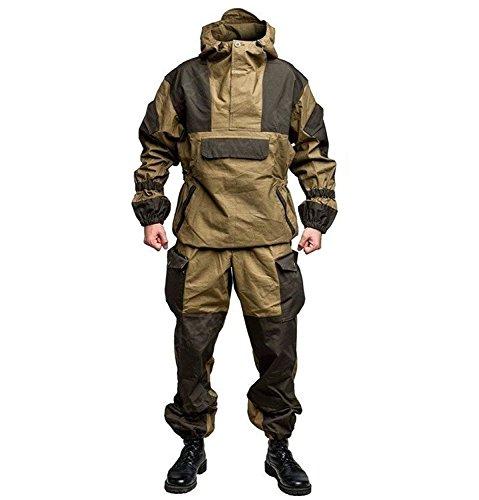 Bars GORKA-4 Genuine Russian Army Special Military BDU Uniform Camo Hunting Suit - Gorka4-52/5