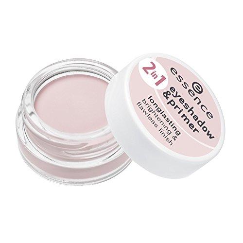 essence - Lidschatten - 2in1 eyeshadow & primer - 02 nude rose