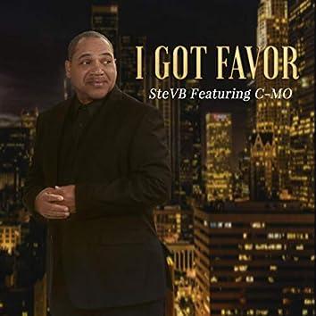 I Got Favor (feat. C-Mo)