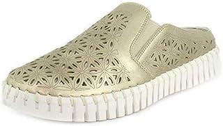 ILSE JACOBSEN Women's Leather Tulip 3375 Slip-on Shoes