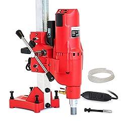 De BAUTEC KERNBOHRMASCHINE 255mm / 3150W Core Drilling Machine Core Drill Drill*
