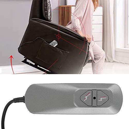Controlador de sillón reclinable eléctrico, Controlador Manual de sofá, Controlador de Mano Remoto de sofá para Elevador de sofá eléctrico Chai