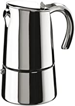 Pinti/BRA - Cafetera Bella, 2/1 Tazas Inducción: Amazon.es: Hogar