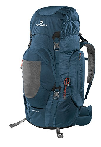 Ferrino Chilkoot 90 Zaino, Blu, L