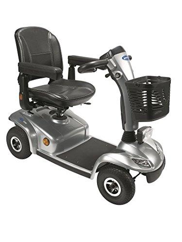 Invacare Leo Mini 4mph Pavement Mobility Scooter with Seat Suspension