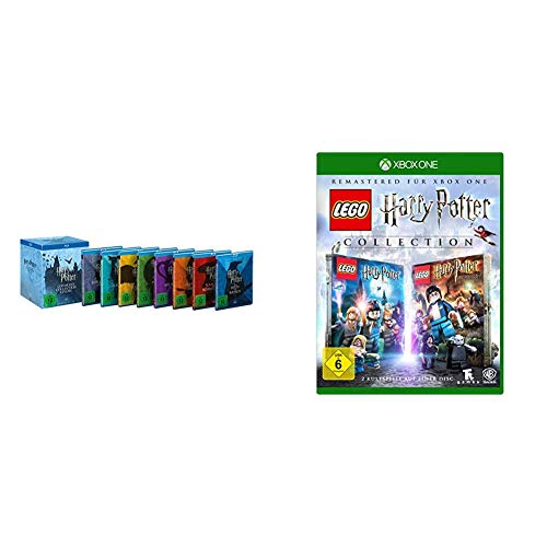 Harry Potter Geschenkset: The Complete Collection [Blu-ray] inklusive Lego Harry Potter Collection für Xbox One