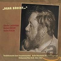 DEAR BRECHT... (2-CD)