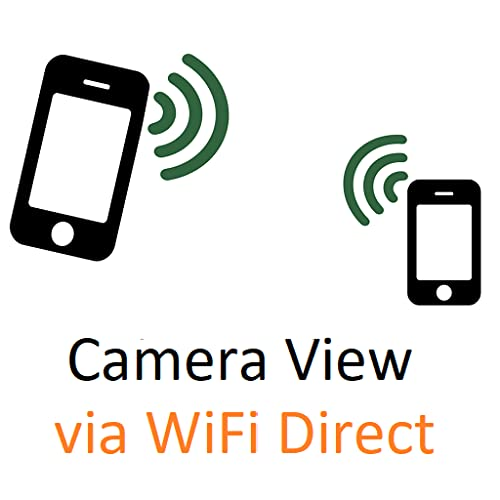 Free WiFi Direct camera for Android. Internetless baby monitor