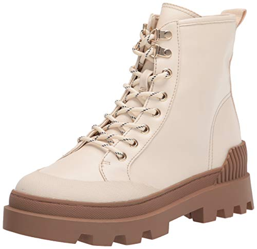Circus by Sam Edelman Women's Indy Snow Boot, Ivory, 8