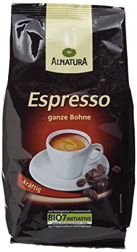 Alnatura Bio Espresso, ganze Bohne, 500 g