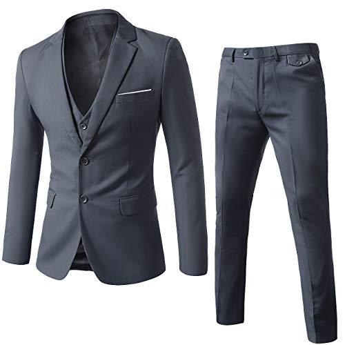 2 Piece Outfits for Women Casual Sweatsuit Long Pant Sport Jogging Suit Winter Jumpsuits Grey