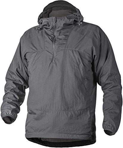 Helikon-Tex Windrunner Windshirt Jacket Jacke Nylon Ripstop Lightweight Shadow Grey XLarge