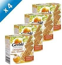 gerblA Crunchy Honey Sesame 162g x4 Estimated Price : £ 22,54