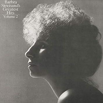 Barbra Streisand's Greatest Hits Volume II