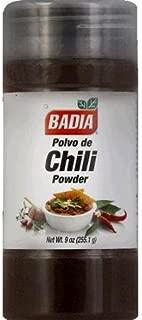 Badia Chili Powder, 9 oz