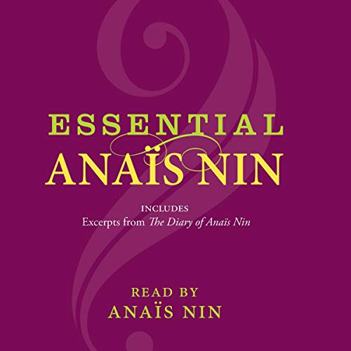 Couverture de Essential Anais Nin
