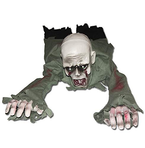 Uing Prop Halloween-Party-Dekoration, Terror KTV Bar Induction Reptile Spielzeug Verschiebbare Krabbeln, Beste Dekoration Halloween.