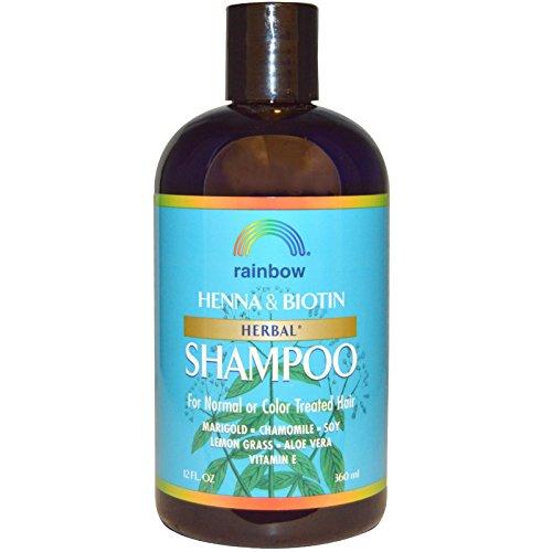 Rainbow Research Henna With Biotin Highlighting Shampoo - 12 fl oz