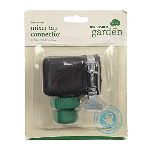 garden mile® Drucksprüher für den Garten, Verschiedene Größen, Sprüher, Bewässerungsgerät, Terrassenreinigung, Autowaschen, Gartenarbeit (großer Mischbatterie-Anschluss)