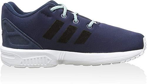 adidas Unisex-Baby Zx Flux EL I Sneaker, dunkelblau, 24 EU