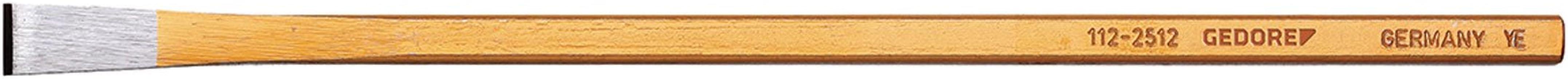 GEDORE 112-2508 elektrisk Mejsel 4-kanal, 250 x 8 x 6 mm, 250 x 8 x 6 mm