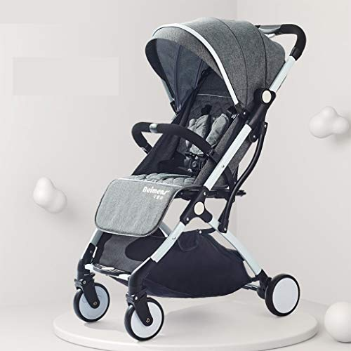 Check Out This KHUY Baby Stroller 360 Rotation Function,Hot Mom Baby Carriage Pushchair Pram (Color ...