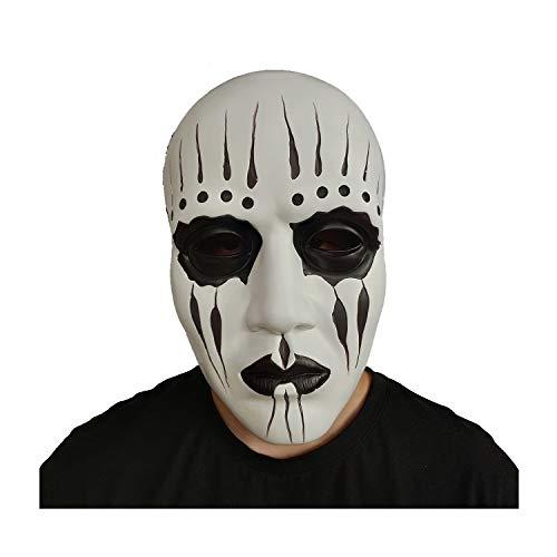 To Li Bai Edición Coleccionista Slipknot Banda Slipknot Joey máscara de la mascarilla puntales de película de rol batería