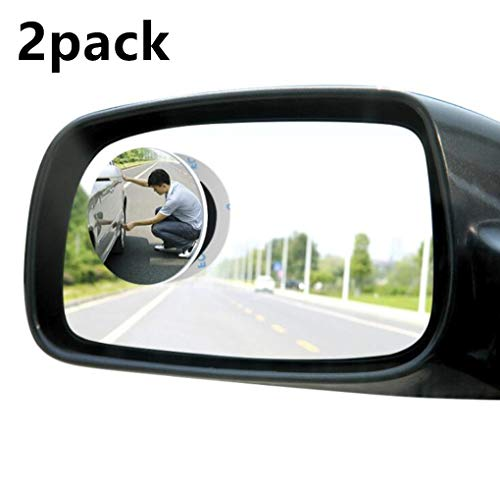 Audi A4 2008-2009 à Gauche Passager Grand Angle Wing mirror glass