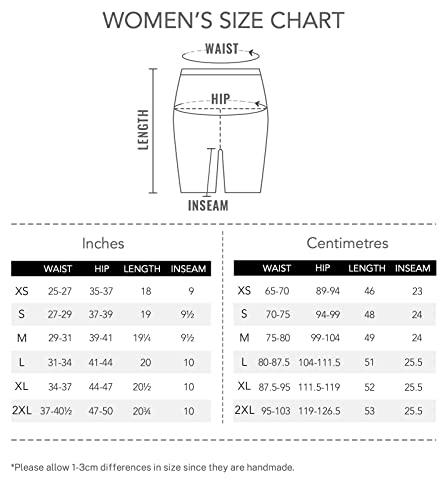 LAPASA Pantalón Corto Deportivo para Mujer, Pantalones de Yoga y Ejercicio Cintura Alta, Leggins con Bolsillo L52 Versión 2021