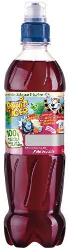 Frucht Tiger Rote Früchte, 18er Pack (18 x 500 ml)