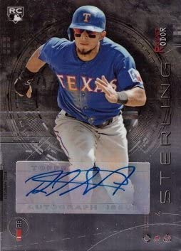 Max 78% OFF 2014 Bowman Max 70% OFF Sterling #BSRA-RO Rougned Certified Autograph Odor B