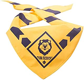 cub scout lion neckerchief