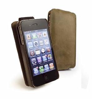 Tuff-Luv Antenna Assist Saddleback - Funda de cuero para iPhone 4G y 4, color marrón (B003S85DO4) | Amazon price tracker / tracking, Amazon price history charts, Amazon price watches, Amazon price drop alerts