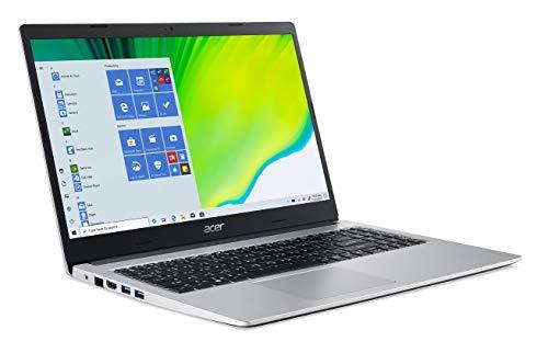 "Acer Aspire 3 Ryzen 3 3250U Processor 15"" - (4 GB/1 TB HDD/Windows 10 Home/AMD Radeon Vega 6 Mobile Graphics/1.9Kg/Silver) A315-23"
