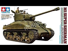 Part & Accessories 1/35 35322 - Israeli Tank M1 Super Sherman Plastic Model Kit rc toy