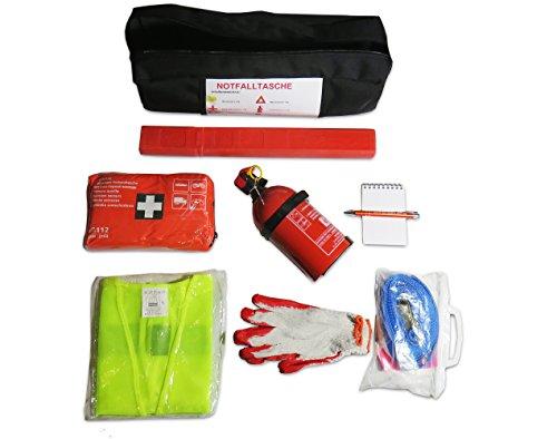 EJP-Bag Praktisches Erste-Hilfe-Set (Notfall-Set). Kofferraumtasche passend für PICANTO