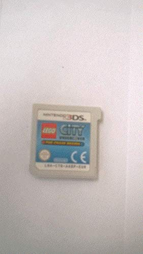 Nintendo Selects Lego City Undercover: The Chase Begins (Nintendo 3DS) by Nintendo UK