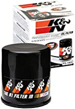 K&N Premium Oil Filter: Designed to Protect your Engine: Compatible with Select TOYOTA/LEXUS/SUZUKI/CHEVROLET Vehicle Models (See Product Description for Full List of Compatible Vehicles), PS-1003