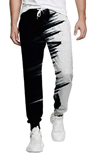 Belovecol Pantalones De Chándal Para Hombre, Mujer, Pantalones Casual, Joggers Deportivos, Pantalón Con Cordón Y Bolsillos