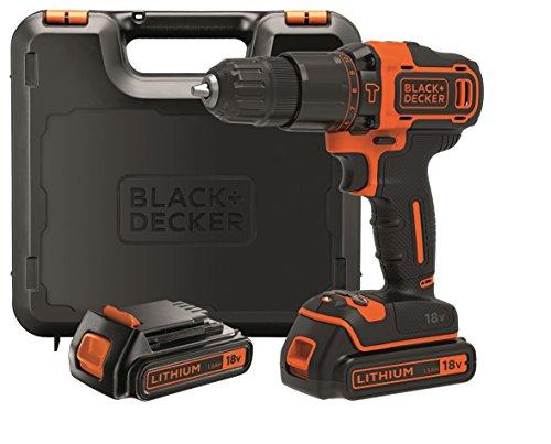 Stanley Black & Decker Deutschland GmbH -  Black+Decker 2-Gang